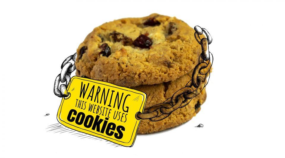 Cookies online webshops