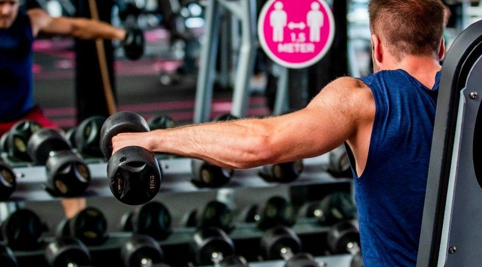 Corona fitness sportscholen