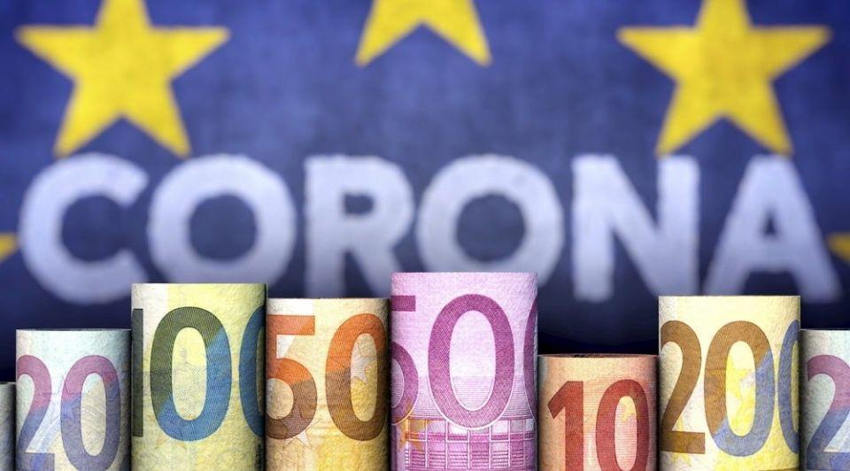 Corona virus crisis geld