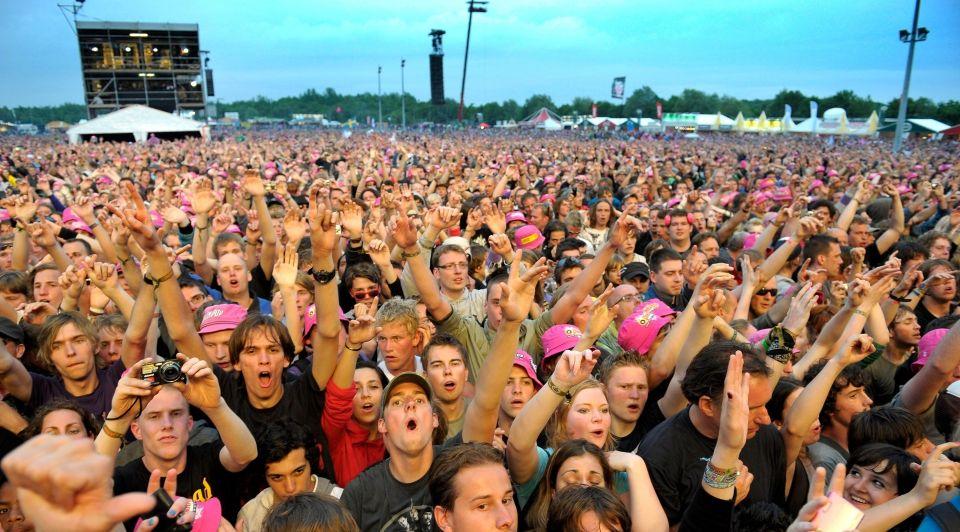 Coronasteun evenementen goedgekeurd europese commissie pinkpop