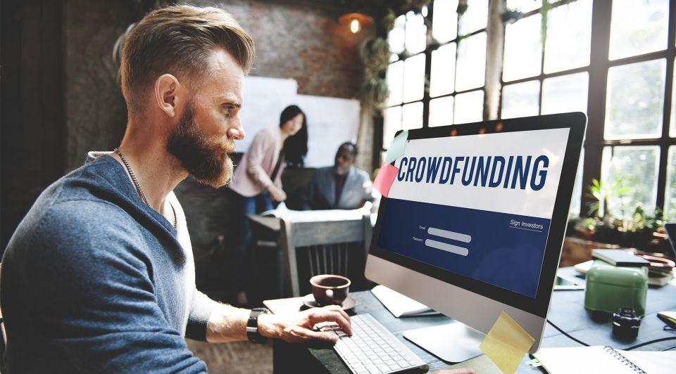 Crowdfunding financiering 2019