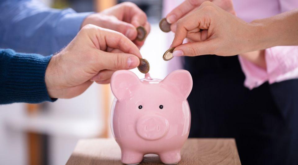 Crowdfunding spaarpot