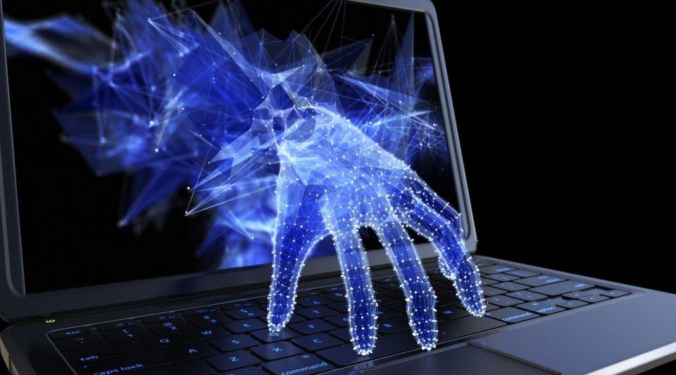 Cyberaanval computer website hacker
