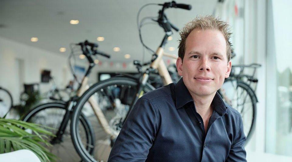 Daan renselaar stella fietsen corona blog