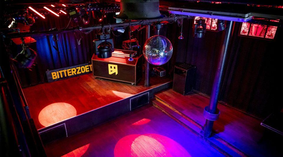 Discotheek nachtclub gesloten corona