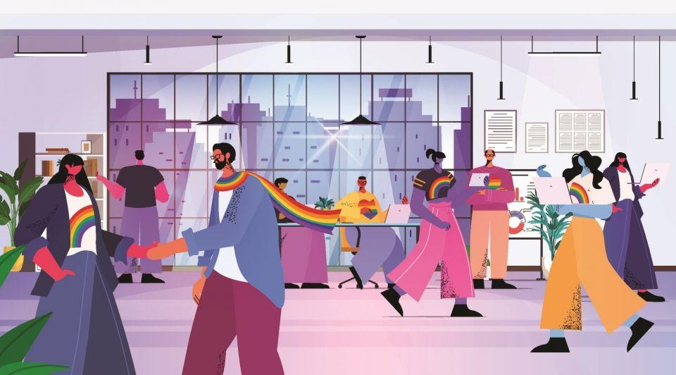 Diverstiteit lhbt werkvloer