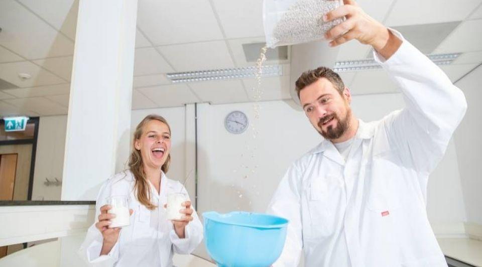 Duurzame vet ingredienten miljoen time traveling milkman