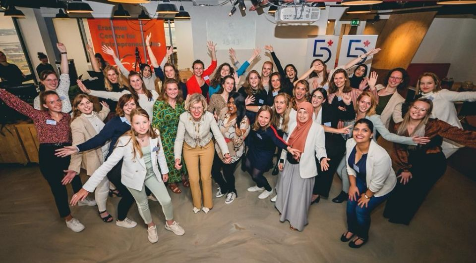 Elske doets young business academy