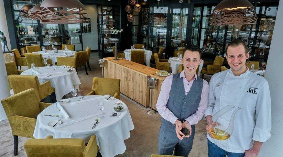 Ertepeller restaurant bitcoin betalen