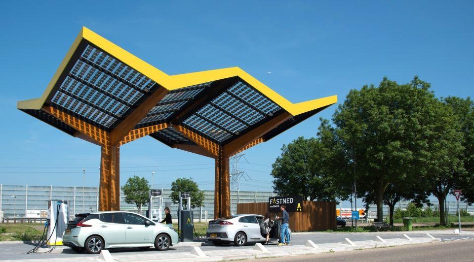Fastned fastchargingstations dewatering nl 2