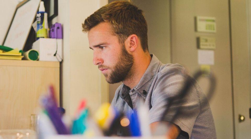 Focus werk aandacht concentratie