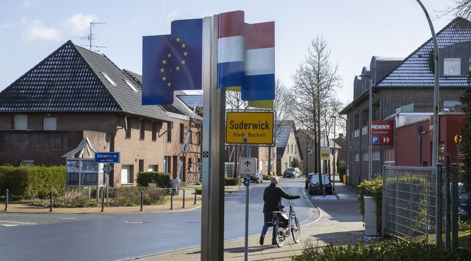 Grens nederland duitsland