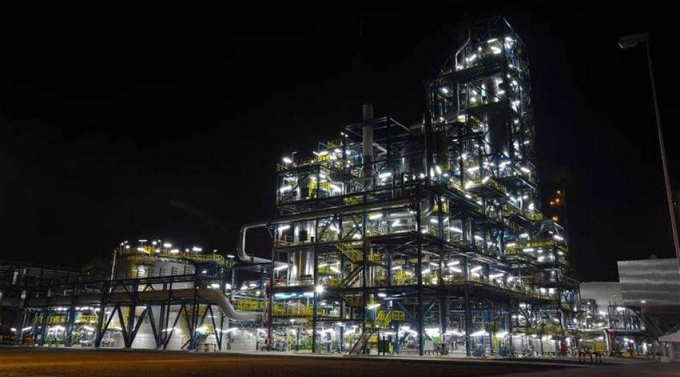 Groene waterstoffabriek zeeland orsted