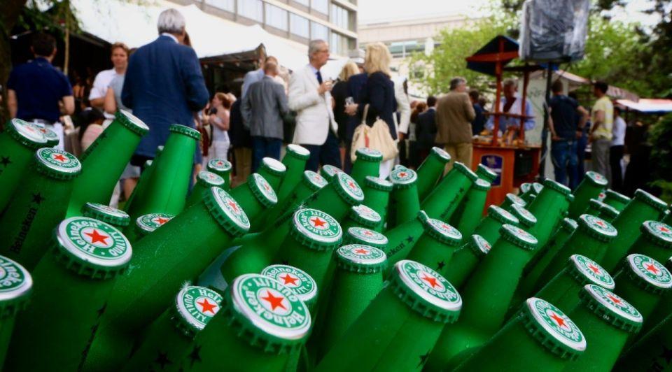 Heineken horeca bier corona