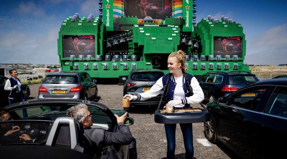 Heineken zandvoort formule1 max kijken 2