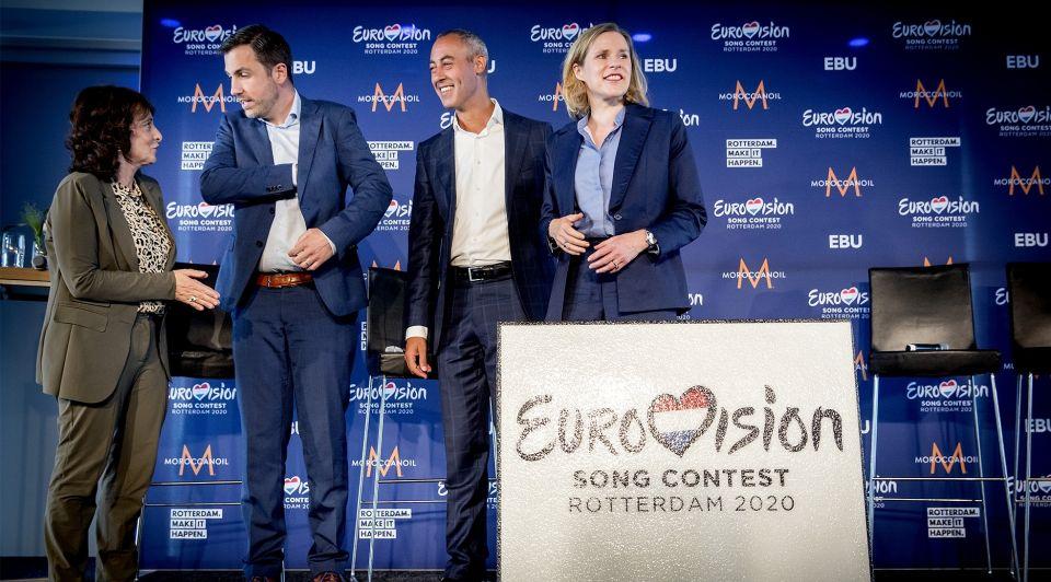 Horeca songfestival eurovisie formule1