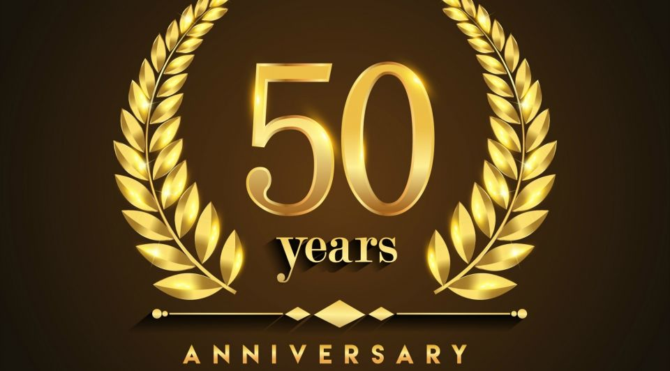 Jubileum 50 jaar feest