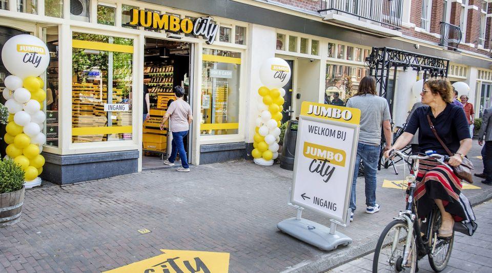 Jumbo groei supermarkt van eerd
