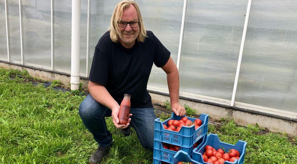 Ketchupfabriek tomaten duurzaam ondernemer zzp