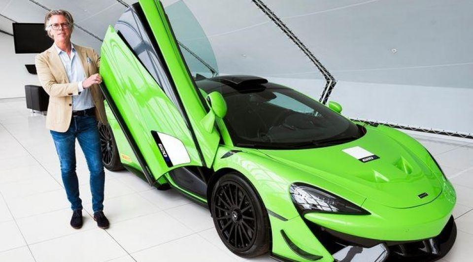 Lamborghini louwman