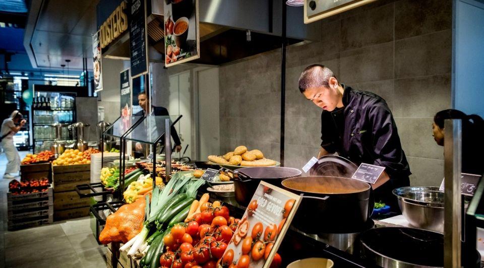 Laplace jumbo restaurant corona