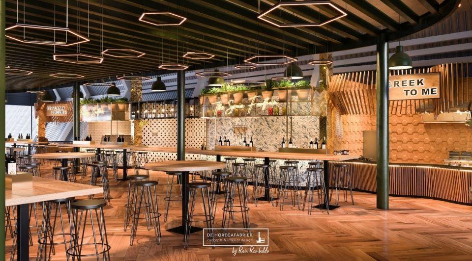 Liemes restaurant horeca bar