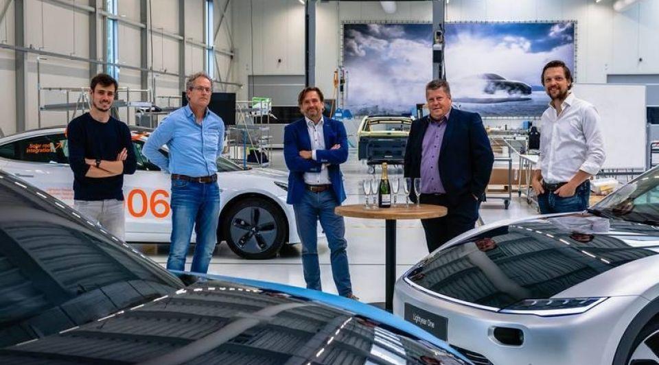 Lightyear helmond innovatie investeerders