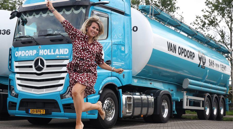 Manon trucker transport