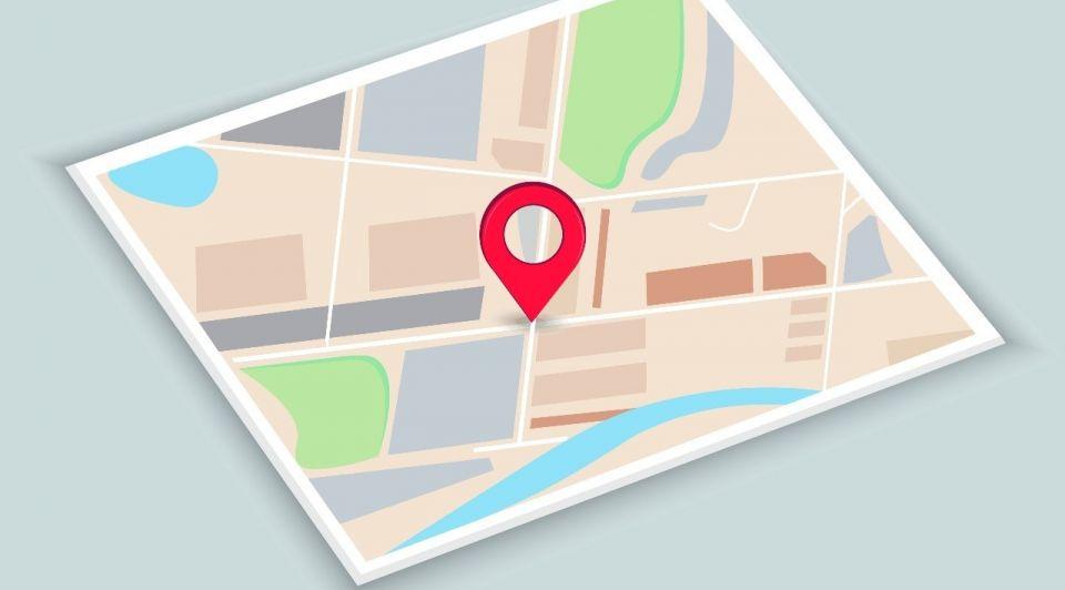 Maps adres privacy kvk