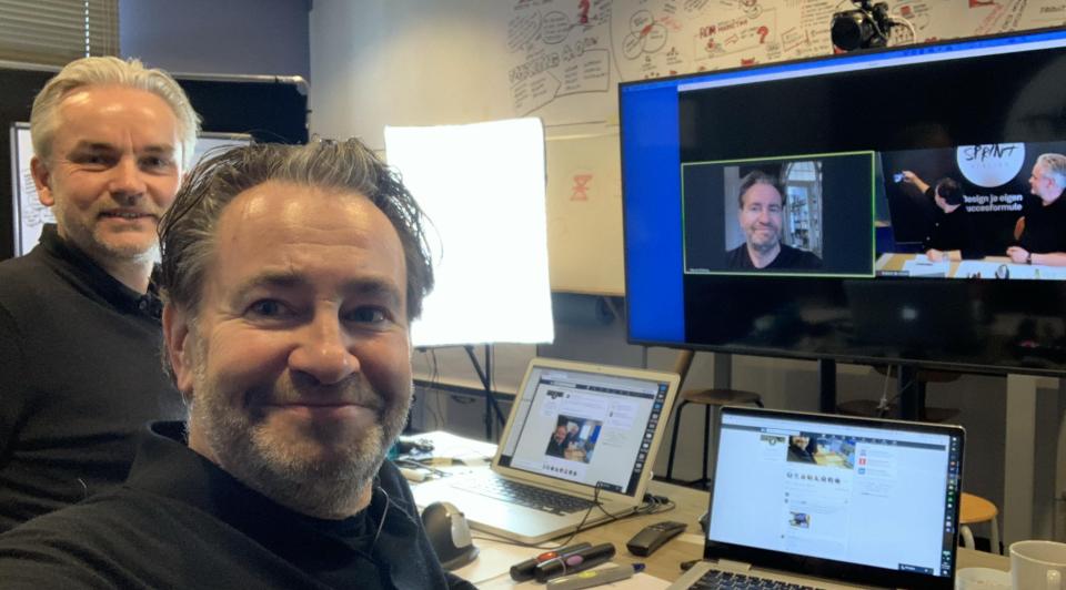 Marcel disberg online coaching corona crisis