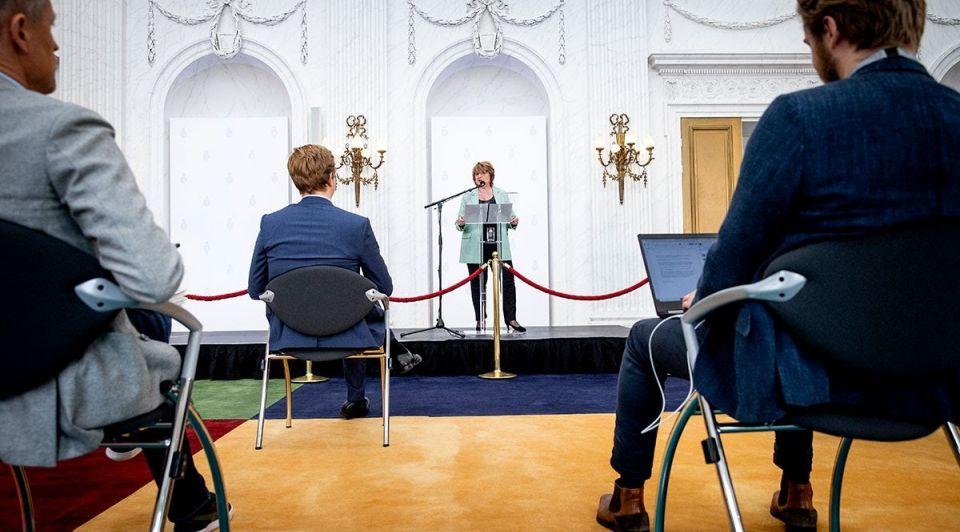 Mariette hamer formateur politiek coronacrisis