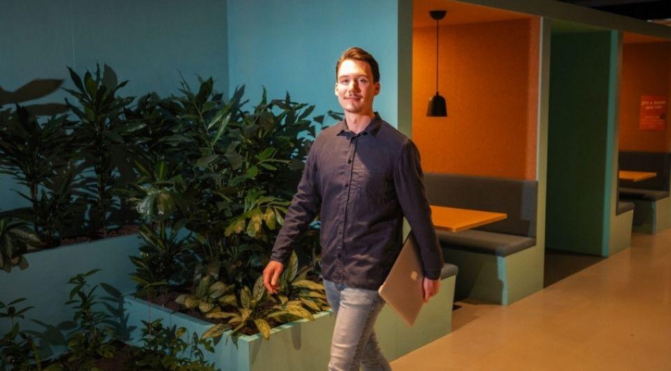 Max van den ingh unmuted de ondernemer