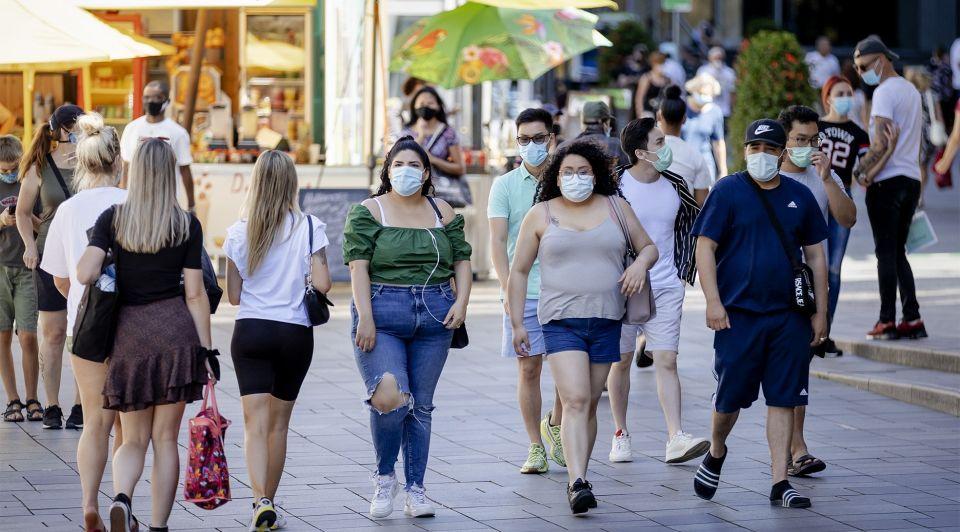 Mondkapjes plicht winkeliers omzet rotterdam