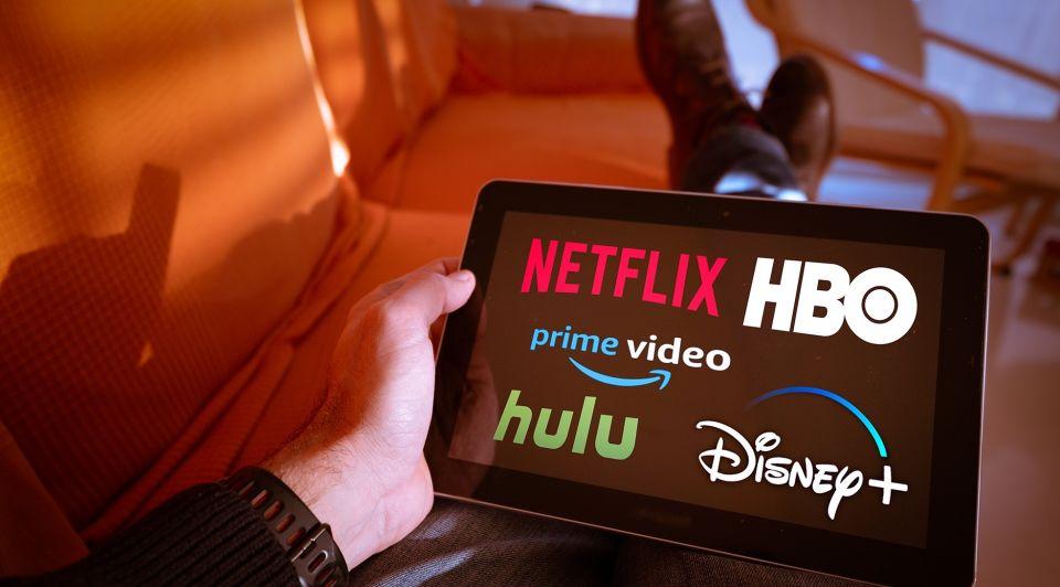 Netflix hbo disney streaming