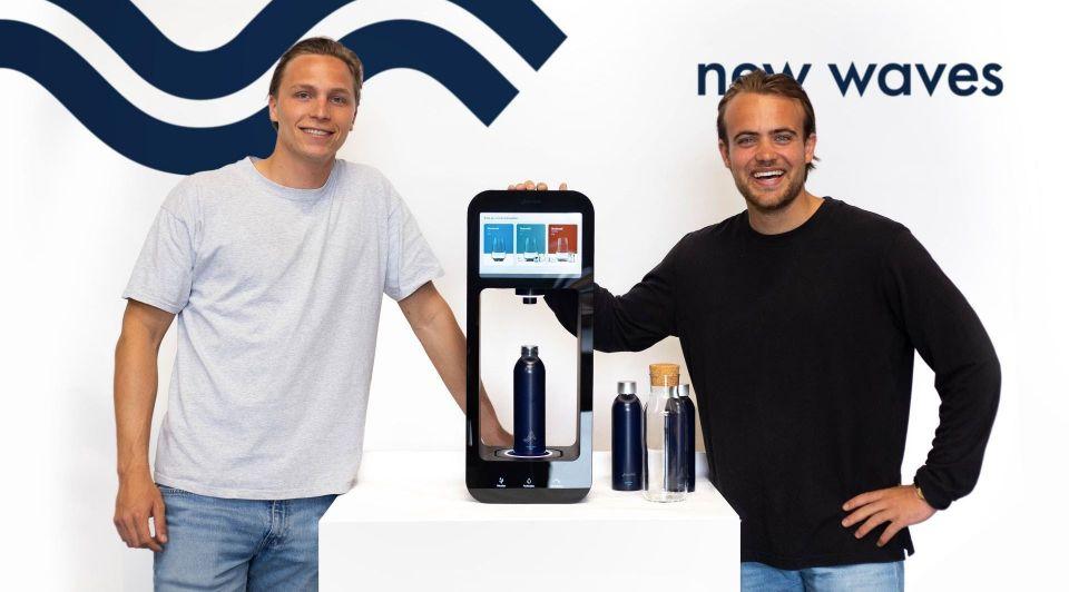 New waves ondernemers