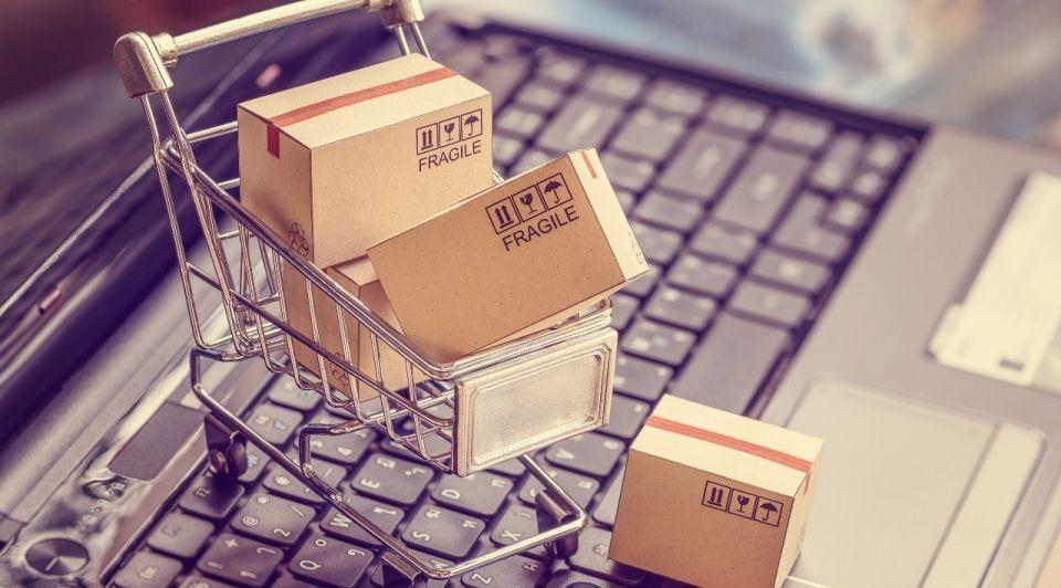 Online shoppen ecommerce webshop
