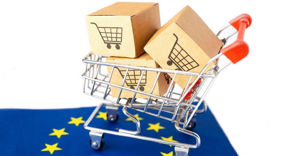 Online webshop btw Europese