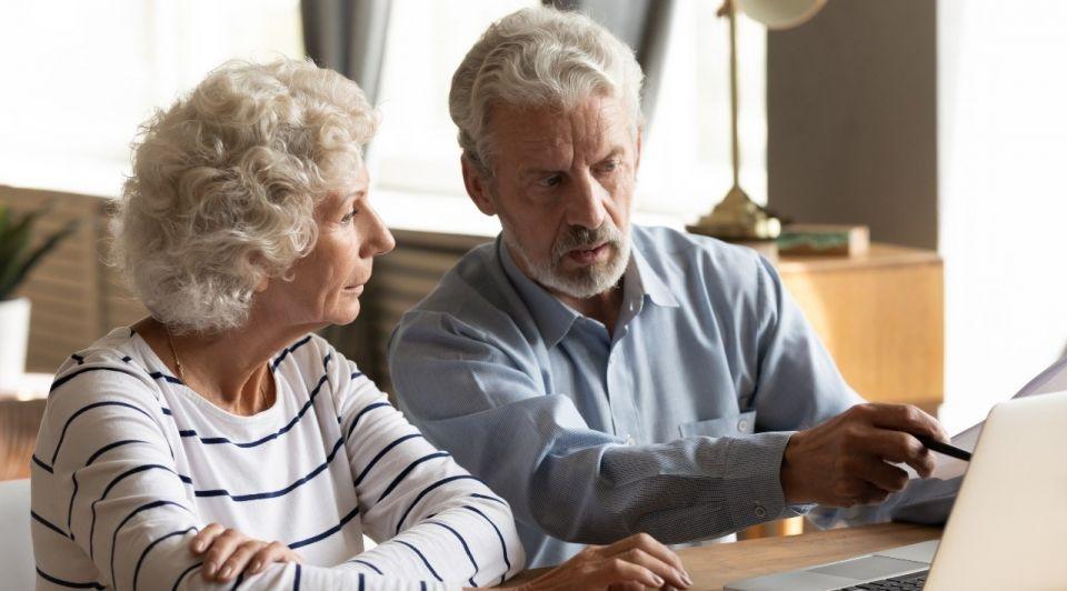 Ouderen ondernemer vijftigplus opa oma