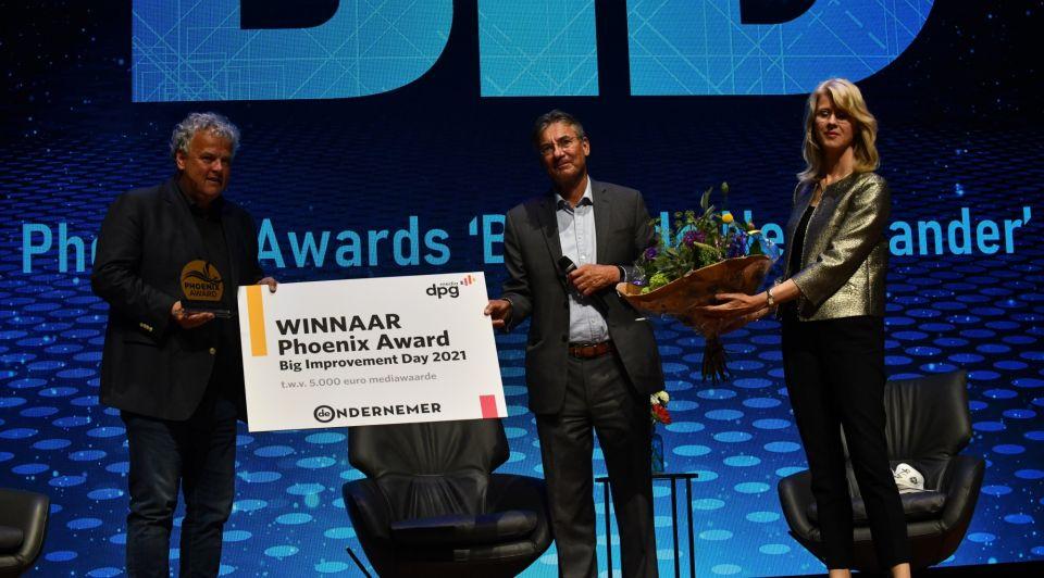 Phoenix award rober willemsen