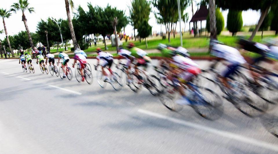 Racefietsen fiets wielrenner