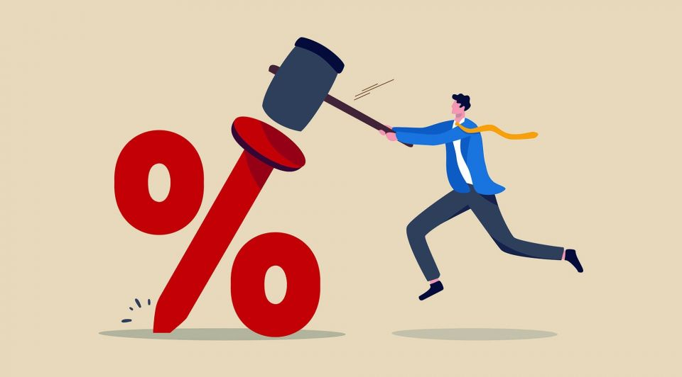 Rente afm risico ondernemers