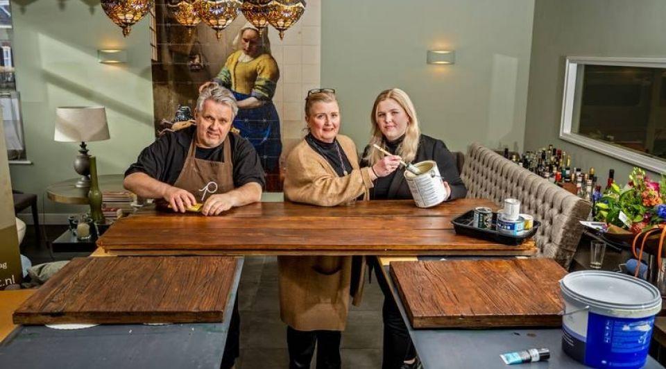 Restaurant pieters michelin ster 2021