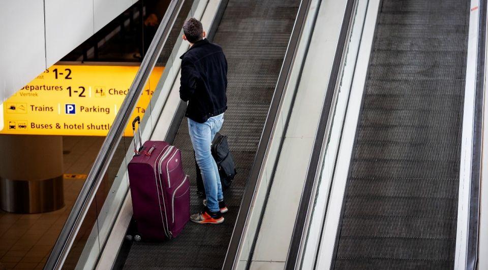 Schiphol corona luchthaven
