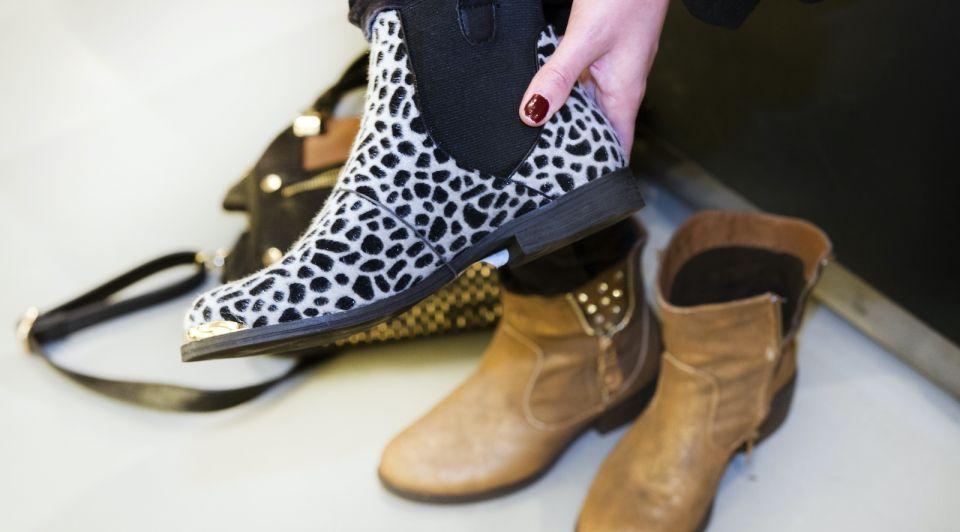 Schoenen winkel coronacrisis omzet verlies ING Inretail modewinkels steunpakket kabinet