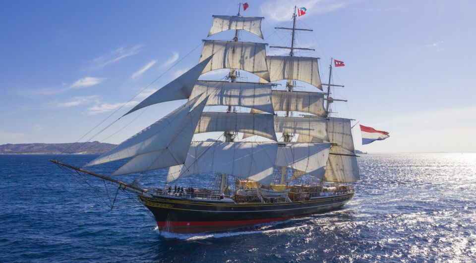 Stad Amsterdam Ship Italy Beemflights