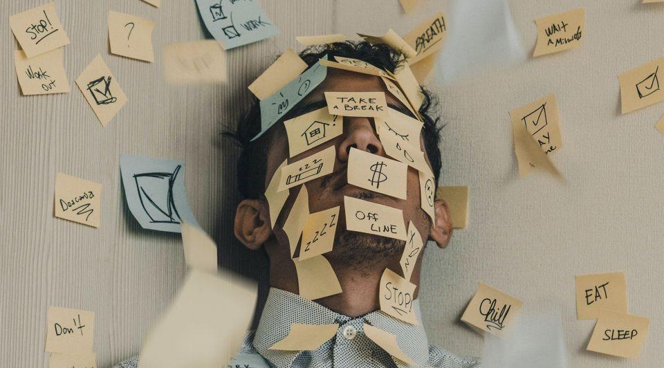 Stress werk ondernemen vitaal tips