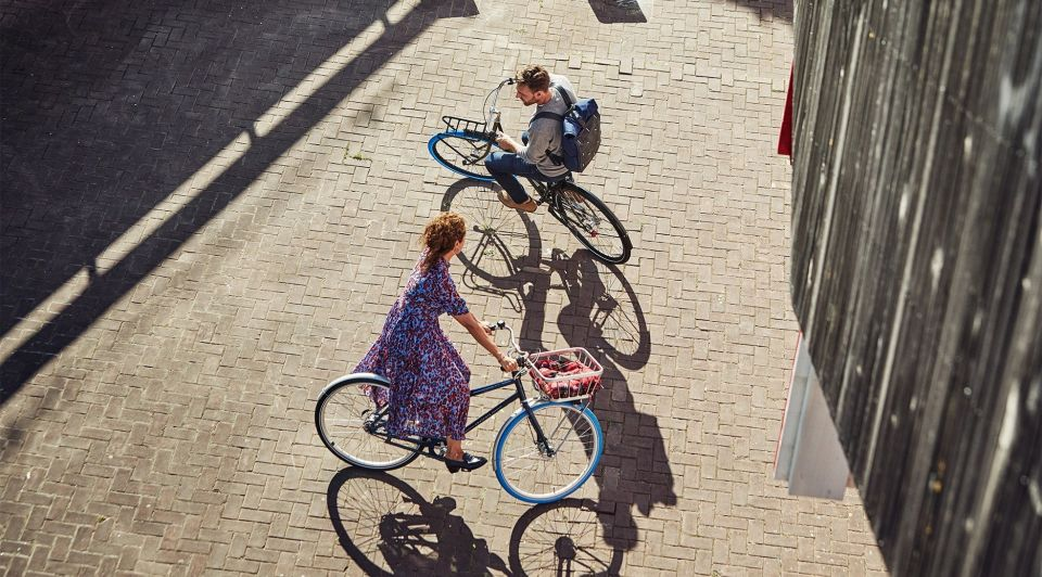 Swapfiets europa elektrisch fiets
