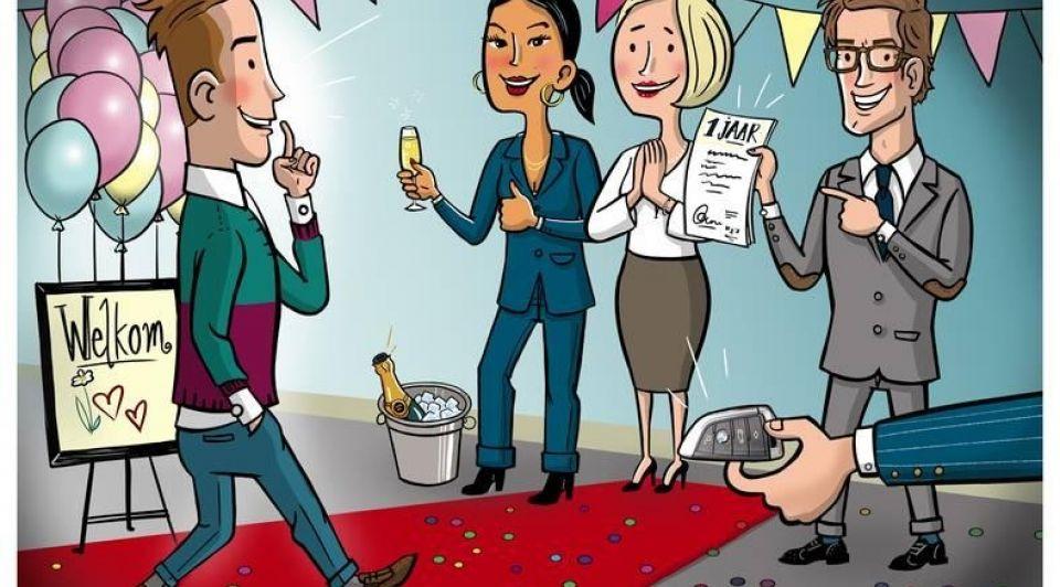 Talenten werkgevers banen corona schaarste
