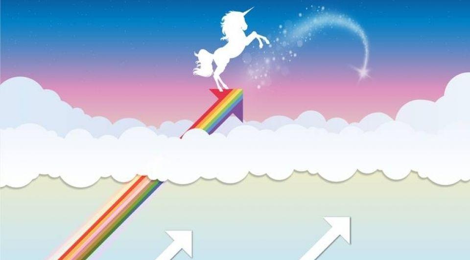 Techbedrijven unicorns bloei amsterdam