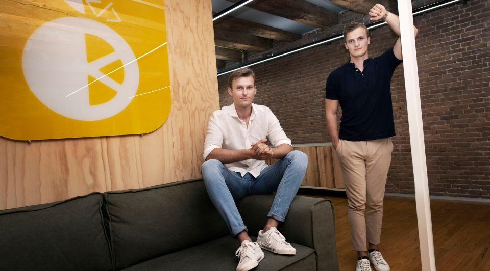 Techstartup orange lemons groeit kool